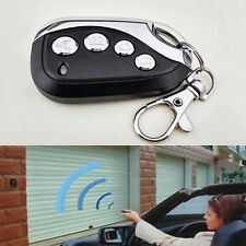 4 Buttons 315/433Mhz Transmitter Garage Door Security Alarm Remote Control Key