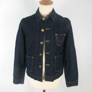True Religion Denim Jacket Mens Midnight Blue - Size Medium - BNWT - RRP £249
