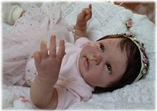 Gigadoll - bébé reborn Sandra poupée poupon baby doll unique OOAK