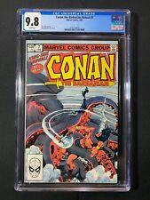 Conan the Barbarian Annual #7 CGC 9.8 (1982)