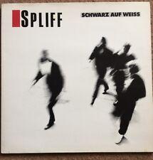 Spliff Schwarz Auf Weiss LP Buy 5 LPs 4 £3.99 Post To UK [ Nina Hagen Band ]