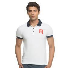 Reebok mens polo shirt White medium REDUCED