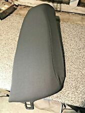 Vauxhall Omega Z22XE(1999-2003) O/S Driver Right Rear Seat Bolster Grey 90565101