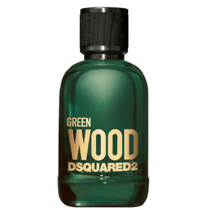 DSQUARED2 GREEN WOOD Eau de Toilette 100ml GENUINE