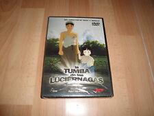 LA TUMBA DE LAS LUCIERNAGAS ANIME EN DVD DE ISAO TAKAHATA NUEVA PRECINTADA