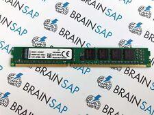 4GB DDR3 RAM Kingston KVR13N9S8/4 - 1Rx8 PC3-10600U 1333 MHz