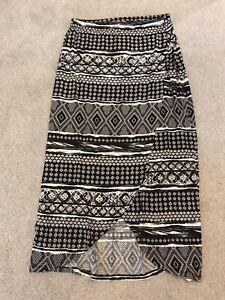 BNWT George Maternity Maxi Skirt Size 12