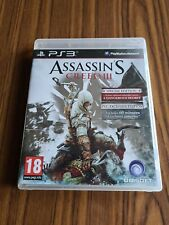 Assassin's Creed III (Sony PS3 game)