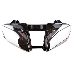 Motorcycle Front Headlight Dual Head Lamp Assembly For Yamaha YZF R6 2008-2011