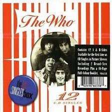 First Singles Box by The Who (CD, May-2004, Polydor)