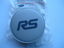 Ford Focus Mk1 RS  Alloy Wheel NEW  Centre CAP with RS Logo ,Genuine Ford Part