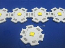 Cree XTE XT-E Neutral White LED + 20mm Star Base 1W 3W 5W led  10PCS