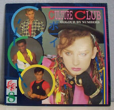 33 tours CULTURE CLUB Vinyl LP 12' COLOUR BY NUMBERS - VIRGIN 205730 F Rèduit