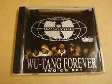 2-CD / WU-TANG FOREVER