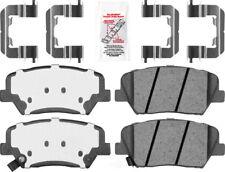 Disc Brake Pad Set-Ceramic Pad Kit with hardware Front Autopartsource VP1432K