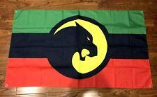 Black Panther Flag of Wakanda  3'x5' Flag Banner Marvel Avengers USA Seller
