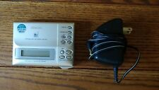 Denon Dmp-R50 MiniDisc Recorder/Player - in great condition w/ Power Adapter