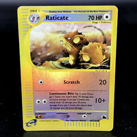 Raticate Reverse Holo - Skyridge 89/144 - WoTC Common Pokemon Card 2003 - NM