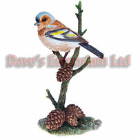 Chaffinch from Leonardo - British Bird Figurines by Macneil Studio Ornaments
