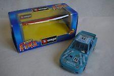 BURAGO lot de 20 voitures NEUVES 1/43 boîtes bleues série STREET FIRE voir liste
