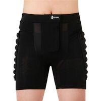 WOSAWE Protective Hip Pants Motorcycle Motorcross Racing Leg Hip Armor Shorts