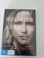Madam Secretary Season 1 DVD - Region 4 AU