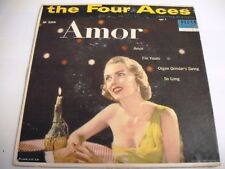 The Four Aces - Amor EP 7''
