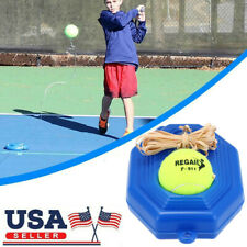 Tennis Practice Training Tool Home Outdoor Rebound Ball String Trainer Usa M2O1