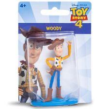 "DISNEY TOY STORY 4 WOODY 3"" Mini Figure Figurine Mattel  NEW"