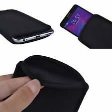 Outdoor Soft Sleeve Pouch Carrying Bag Case Cover for Samsung Galaxy Phones