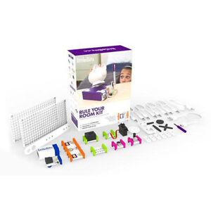 LittleBits Rule Your Room Kit LBH850 - Snap-Together STEM Electronics