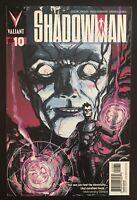 Shadowman #10 1:25 Retailer Incentive 2012 2013 Valiant Variant Comic Book