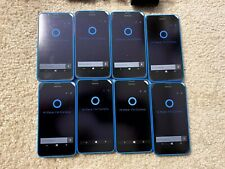 LOT of EIGHT Nokia Lumia 635 - 8GB - Blue (Boost Mobile) Smartphone