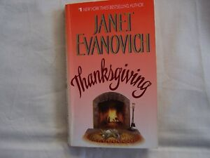 Janet Evanovich THANKSGIVING Paperback Harper Collins Good Read