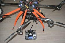 """Drône """"Octodrône"""" à 8 moteurs  chassis carbone Onyx Star tres bon etat"""