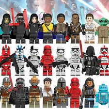 Star Wars Mini Minifiguren Yoda Tarfful Star Killer Lego Kompatibel Geschenk #