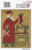 The Prairie Schooler Santa 2006-2007-2008-2010-2011-2012-2014