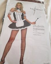 Sexy French Maid Costume, party Leg Avenue,  size M UK 10-12, , brand new