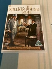 THE MILLION POUND NOTE- DVD- REGION 2