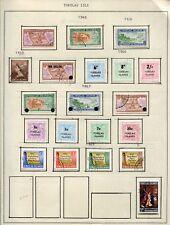 Weeda Tokelau 1//48 Used collection, 1948-1975 issues CV $44.05