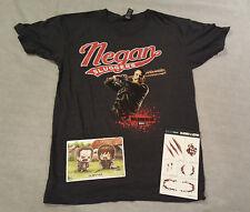 The Walking Dead Lot - Men's M T-Shirt, Tattoos, Norman Reedus Print Loot Crate