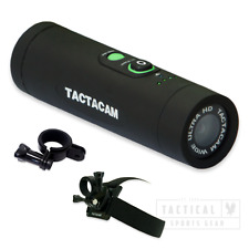 Tactacam 5.0 WIDE Angle Hunting Action Camera with Head Mount (TA-5-WIDE)