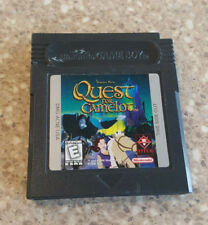 Quest for Camelot -- Nintendo Game Boy Color -- Game only