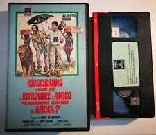 VHS - RIUSCIRANNO I NOSTRI EROI A RITROVARE L'AMICO MISTERIOSAMENTE SCOMPARSO….
