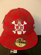Stüssy Stussy City Skulls New Era 59fifty Fitted 5950 Cap Hat