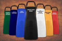 Personalised High Quality  Custom Printed Baking Cooking Chef Business Apron