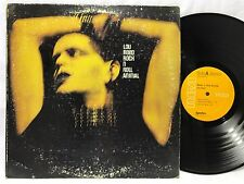 Lou Reed Rock n Roll Animal RCA APL1-0472 2A/B3 US Pressing - LP Vinyl Record