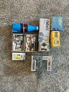 Fallout 4 Fallout 76 Lootcrate collectibles Lot