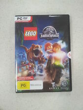 Lego Jurassic World  PC Game Brand New