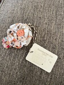 Matilda Jane Girls Pink Butterfly Hair Clip Accessory